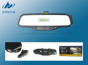 Espejo retrovisor manos libres Bluetooth (AD-926)