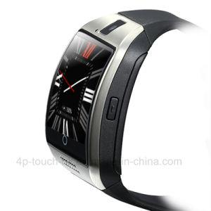 3G de slimme Telefoon van het Horloge met het Tarief van het Hart en Waterdichte Q18 plus
