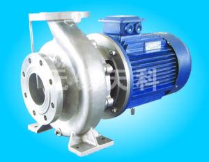 원심 펌프: 수평한 지시하 연결된 원심 펌프 (KS-ZW) (KS-ZW)