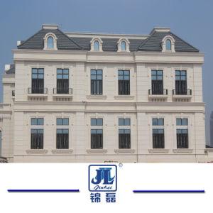 プロジェクトの壁のクラッディングの外部建物のためのトルコベージュか白いStonetravertine