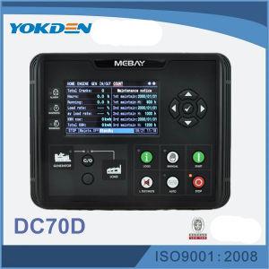 DC70d het Intelligente Controlemechanisme van de Dieselmotor