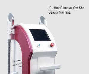 IPL Shr Elight IPL van de Machine van de Schoonheid van Shr Elight van de Zorg van de Huid van het Vlekkenmiddel van Acnes van het Pigment van de Laser van de Verwijdering van het Haar van de Verjonging van de Huid Lichte IPL van de Therapie Systemen