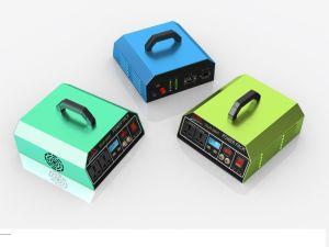 Inversor de energia com carregador de bateria