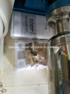 Vergeldende Cryogene Vloeibare het Vullen van de Cilinder Pomp bpo-300-600