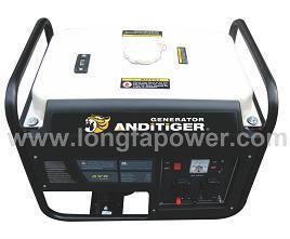 セリウムとの2.5kw/2.5 KVA Lonxin Type Electric Start Gasoline Generator