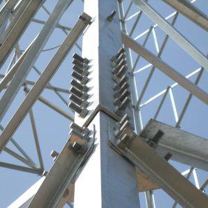 Edificio de la estructura de acero/marco de estructura de acero (SSW-245)
