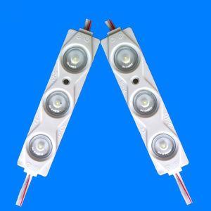 DC12V выпуклые линзы водонепроницаемый 2835 светодиодный индикатор модуля