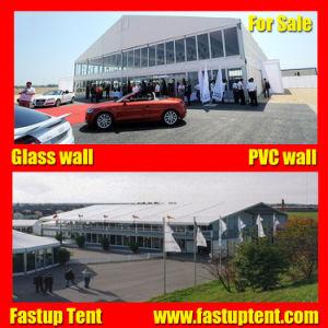 De grote Tent van de Markttent van het Dek van de Vorm van de Boog van het Glas Dubbele voor Kerk