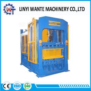 Qt8-15 Línea de producción de bloques de cemento hidráulico/ Automático máquina de ladrillos