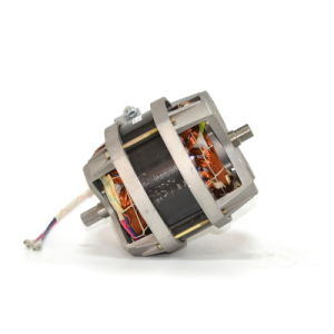 AC одна фаза газоне косилка/конкретные Микшер/блендер продуктов питания электродвигателя