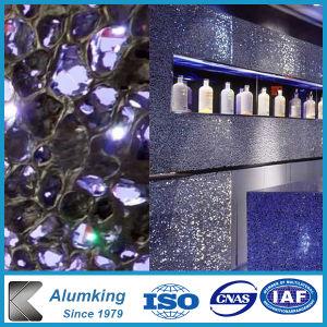 Matériau du mur du bâtiment panneaux de mousse en aluminium
