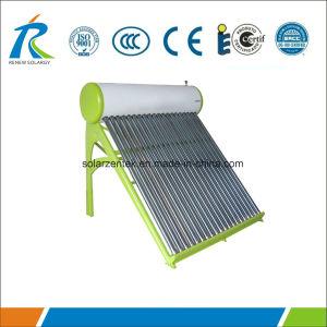 300L Nopressure aço galvanizado titulados aquecedor solar de água de alta qualidade