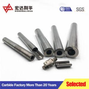 Boorstaven van de Trilling van het carbide de Anti voor CNC de Machines van het Malen