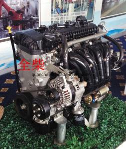 車A16gのための4cylindersおよび4strokesガソリンモーター