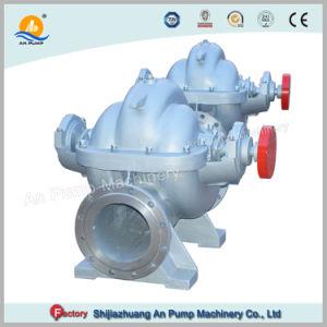 Große Antreiber-doppelte Absaugung-Schleuderpumpe-Bronzen-Meerwasser-Pumpen