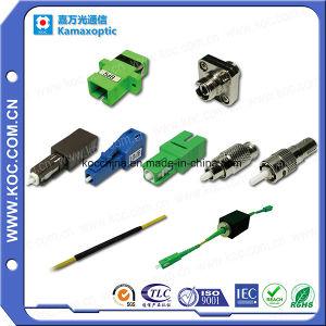 Волоконно-оптический аттенюатор Plug-in фиксированный