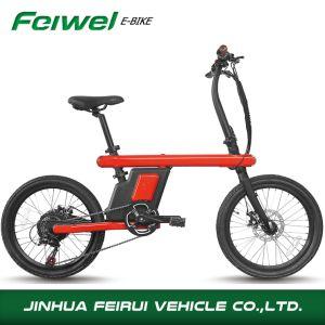 Novo modelo de dobragem eléctrica de bicicletas eléctricas aluguer de bicicletas eléctricas barata (FR-Z1)