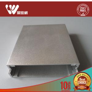 Profilo di alluminio dell'espulsione speciale dell'OEM con il prezzo di fabbrica