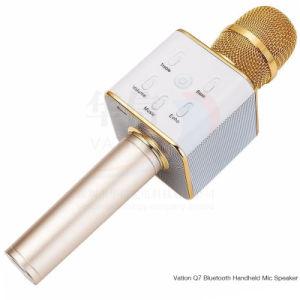 Vation Q7 Bluetoothの無線カラオケのマイクロフォン