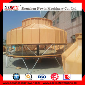 600 ton om de Tegen KoelToren van de Stroom voor Systeem HVAC