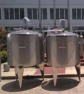 蒸気タンクJacketedタンク暖房タンク反作用タンク混合タンク