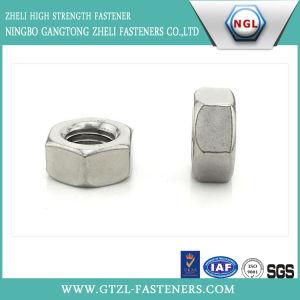 Noix Hex de l'acier inoxydable A2