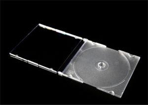 CDケースのカラー皿と細いCD宝石箱のCD宝石カバー5.2mm