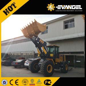 XCMG de Lader Lw600kn van het Wiel van 6 Ton met Klem voor Verkoop