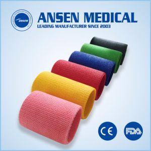 De gekleurde Medische Band van de Hoogste Kwaliteit van China Orthopedische Gietende