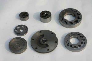 Alta calidad de la bomba de aceite del motor de recambio de piezas del rotor