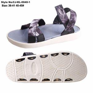 L'Été belle jolies filles sandales