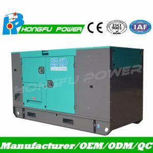 potere silenzioso Genset di potere 152kVA con il motore diesel 6BTA5.9-G2 di Cummins