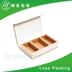 삽입을%s 가진 서류상 접히는 포장 상자 엄밀한 장식용 상자