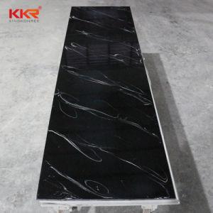 6mmの人工的な固体表面の半透明な石造りのパネル