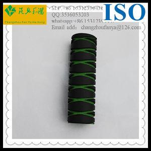 Desplazamiento de sustitución de la empuñadura, tubo de goma