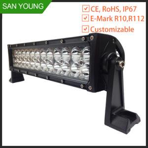 72W Marine barre lumineuse à LED pour le bateau SUV jeep conduite du chariot