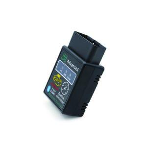 小型Elm327 V2.1 Bluetooth Hh OBDのニレ327のアンドロイドのための高度のObdii OBD2車の診察道具のスキャンナーコード読取装置