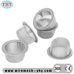 Aço inoxidável Bacia Drainer malha do filtro para o filtrador de dissipador de calor