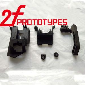 Protótipos rápidos de maquinagem CNC os moldes de injeção de plástico de metal preto de borracha de alta precisão Personalizada Stl Al PA PC Htpe etc