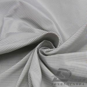 75D 330t Tecidos Jacquard 100% poliéster Sarjado Pongées Fabric (FB53192W)