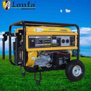 5 квт 13HP бензин генераторной установки