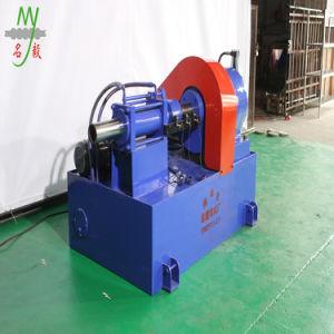 Tubo novo design de alto relevo a máquina com um molde gratuitamente