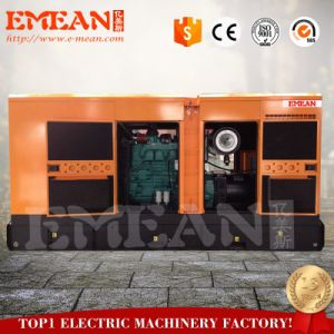 58kw/72.5kVA Cummins schalldichter Dieselmotor-Energien-Generator