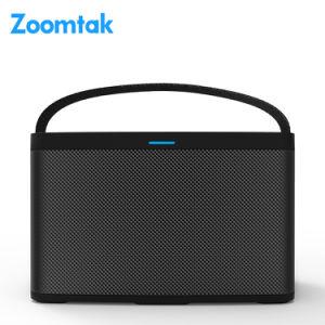 Controlado por voz Bluetooth inalámbrico portátil altavoces Alexa