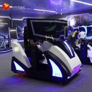 9d Machines 3 van het Spel van Vr het Drijven van de Auto van de Schermen het Rennen Simulator