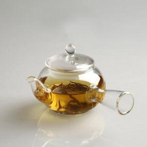 De creatieve Hittebestendige Pot van de Thee van de Gift van de Maker van de Thee van het Glas van Borosilicate van de Maker van de Thee van het Glas Groene