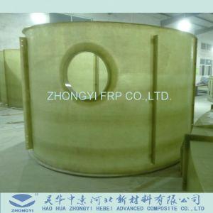 De Tanks van het Klaarsel van de Glasvezel FRP GRP