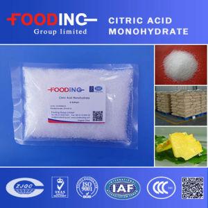 Produto comestível do Monohydrate do ácido cítrico da alta qualidade