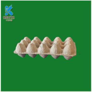 Биологическому разложению упаковка защитный литые волокна яйцо ящики
