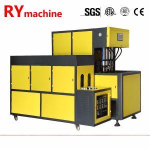 Dois estágios de alta qualidade Semiautomáticos soprar o fornecedor da máquina do Molde